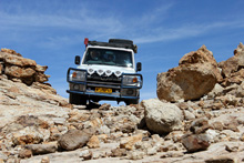Tsaobis offers various exiting 4x4 and hiking trails
